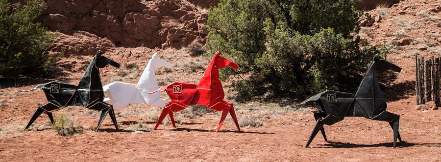 Pony Monument