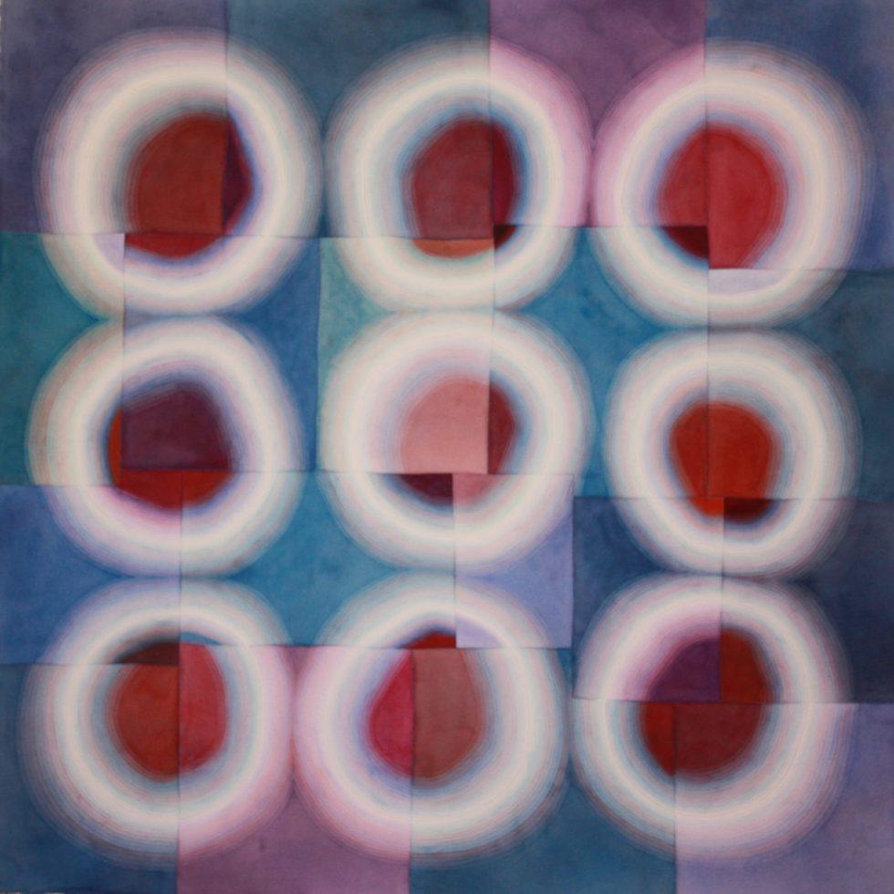 Light Rings Blue/Red