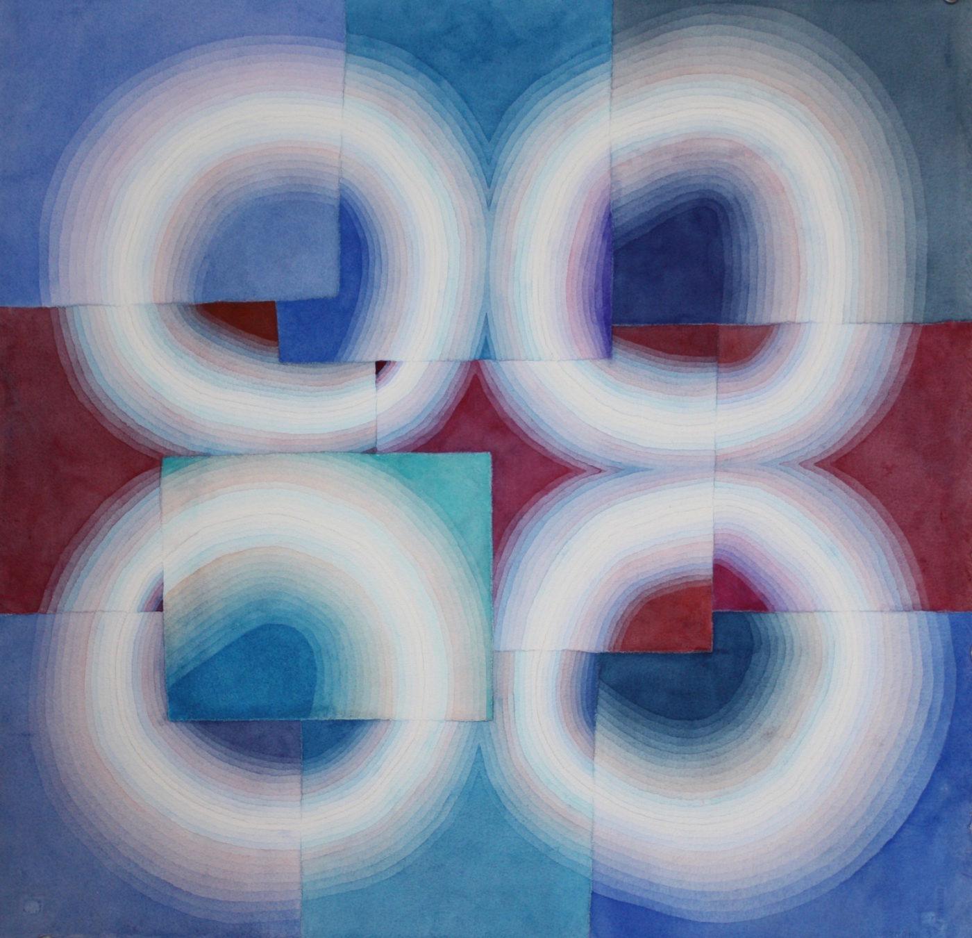 Light Rings Blue