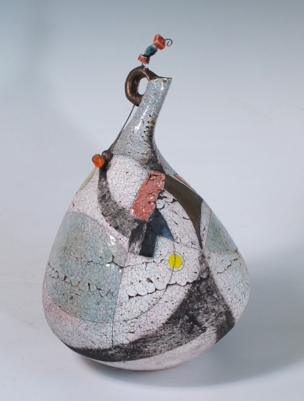 ceramic sculpture santa fe