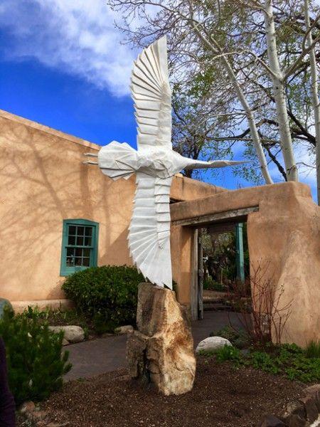Flying Folds- monument