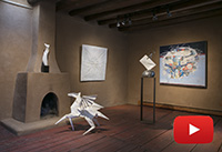Virtual art tour by owner Karla Kay Winterowd