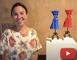 Jennifer Box shares about her fabulous Dress Series